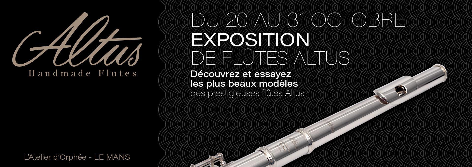 EXPOSITION FLUTES ALTUS