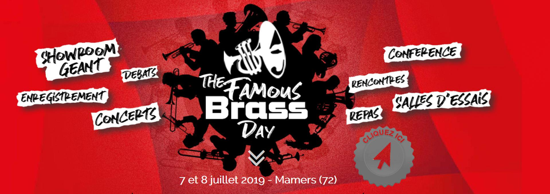 THE FAMOUS BRASS DAY 2019