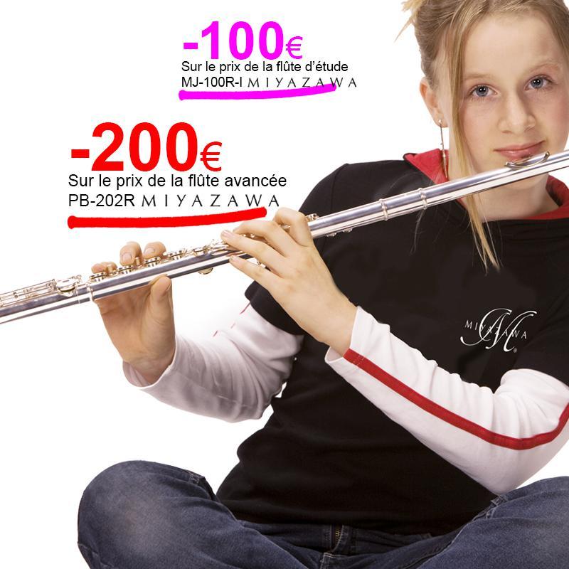 PROMOTION MIYAZAWA -100€ / -200€